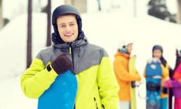 preventing winter sport injuries