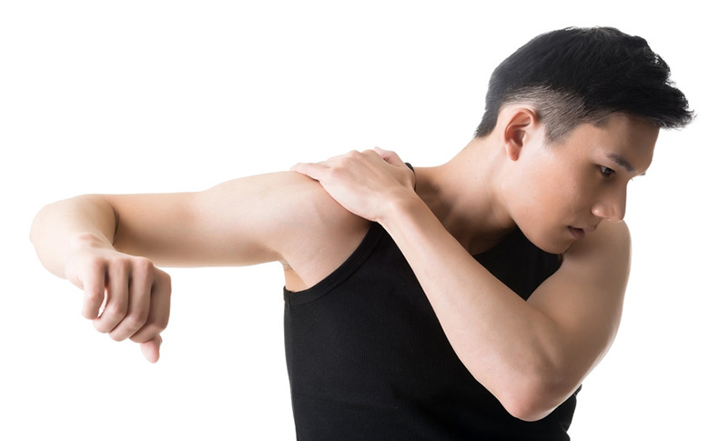 frozen shoulder exercises