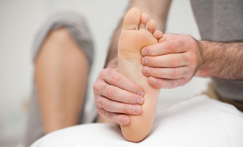 ankle sprain diagnosis