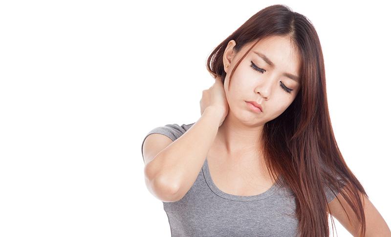 stiff neck causes