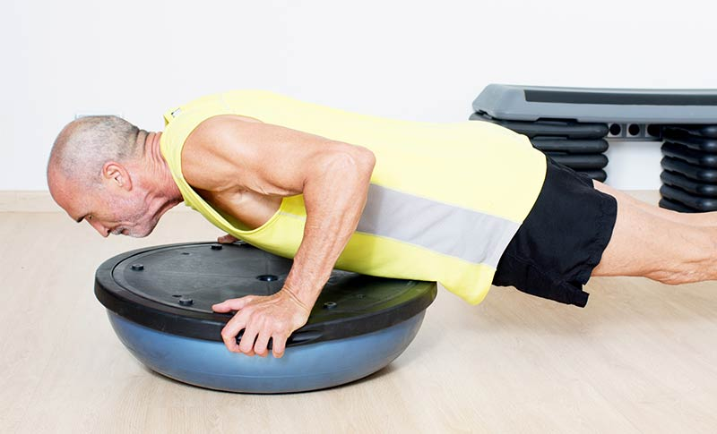 core stability exercises